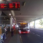 Zastávka busu - Terminál 2