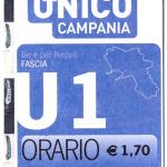 Lístek na vlak U1