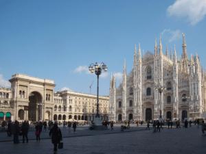 Itálie: MILÁNO + TURÍN + JANOV