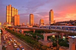 Zanzibar, Bangkok, Colombo, …