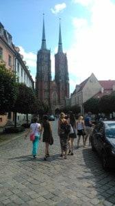 Katedrála Wroclaw