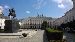 Prezidentský palác Varšava