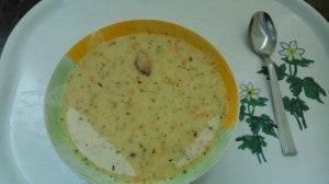 Polévka Gdaňsk