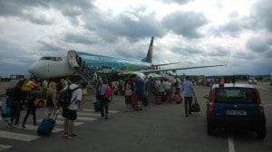 Letadlo Ryanair