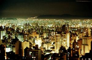 Brazílie: Sao Paulo