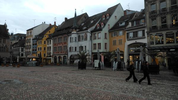 Náměstí Mulhouse