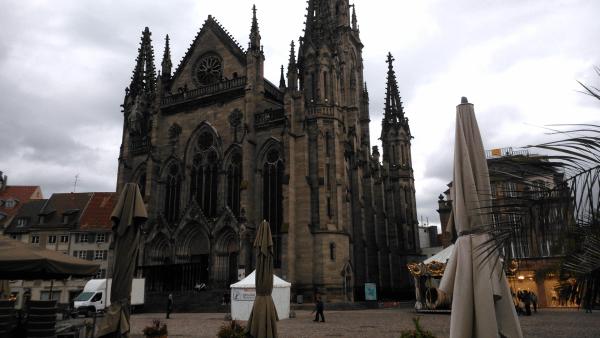 Katedrála Mulhouse