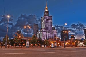 Polsko: letenky za