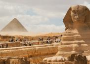 Egypt: Letenka + ubyt