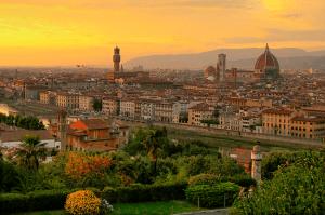 Itálie: TOSKÁNSKO