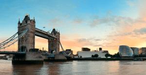 Letní LONDÝN