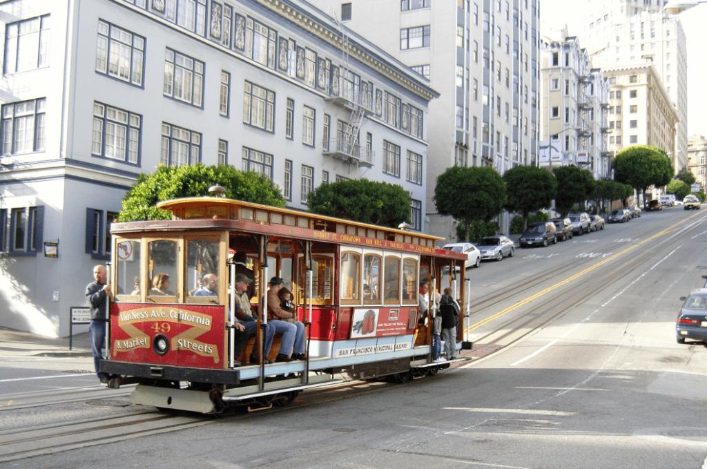 USA: SAN FRANCISCO