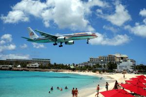 Karibik: St Maarten