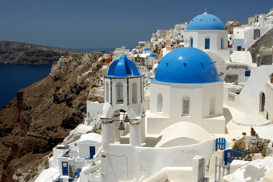 Atény + ostrovy