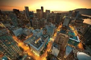 Kanada: Vancouver