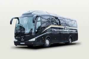 Leo Express – nové linky: akce 1+1