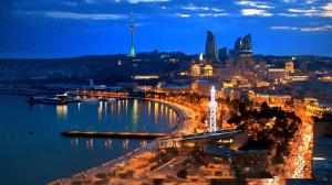Ázerbajdžán – BAKU