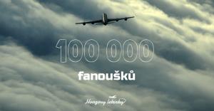 100 000 lajků