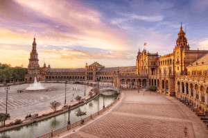 Andalusie: SEVILLA