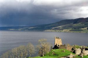 Skotsko: LOCH NESS