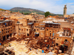 Maroko: AGADIR