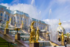 Elektronická víza do Petrohradu