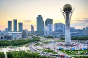 Kazachstán: ASTANA