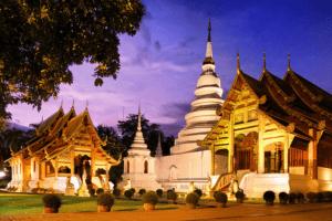 Thajsko: CHIANG MAI