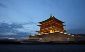 Přestupování v Číně