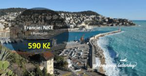 Azurové pobřeží: NICE