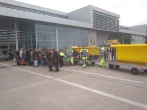 Ryanair – zavazadla