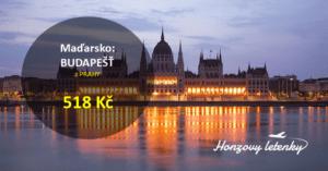 Maďarsko: BUDAPEŠŤ