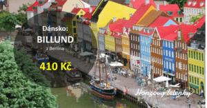 Dánsko: LEGOLAND