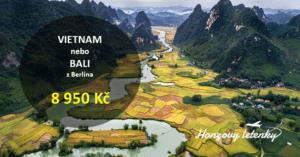 BALI nebo VIETNAM
