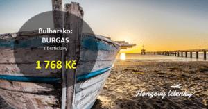 Bulharsko: BURGAS