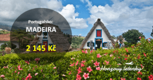 Portugalsko: MADEIRA
