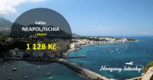 Kampánie: Neapol/Ischia