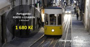 Portugalsko: PORTO + LISABON