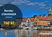 Norsko: STAVANGER