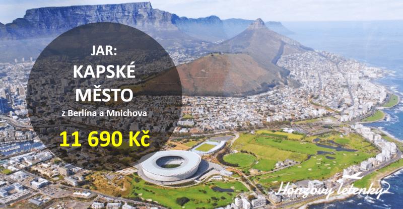 JAR: Kapské město