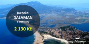 Turecko: DALAMAN