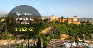 Španělsko: GRANADA