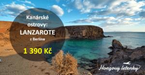 Kanárské ostrovy: LANZAROTE