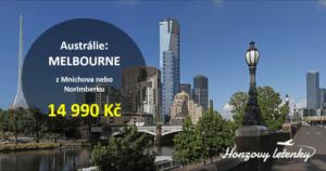 Austrálie: MELBOURNE
