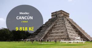 Mexiko: CANCÚN