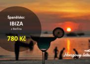 Španělsko: IBIZA