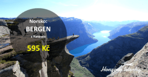 Norsko: BERGEN