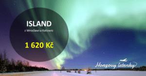 Za polární září na ISLAND