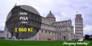 Toskánsko: PISA