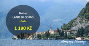 Itálie: LAGO DI COMO